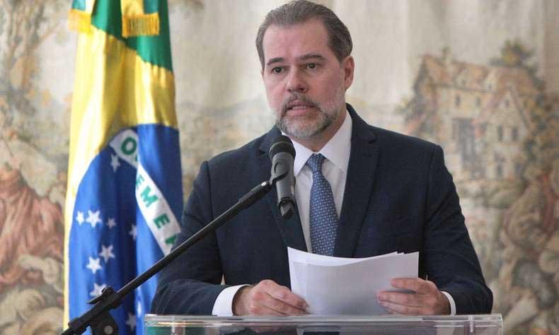 Toffoli terá o voto decisivo sobre prisão em segunda instância (foto: Carlos Moura/SCO/STF )