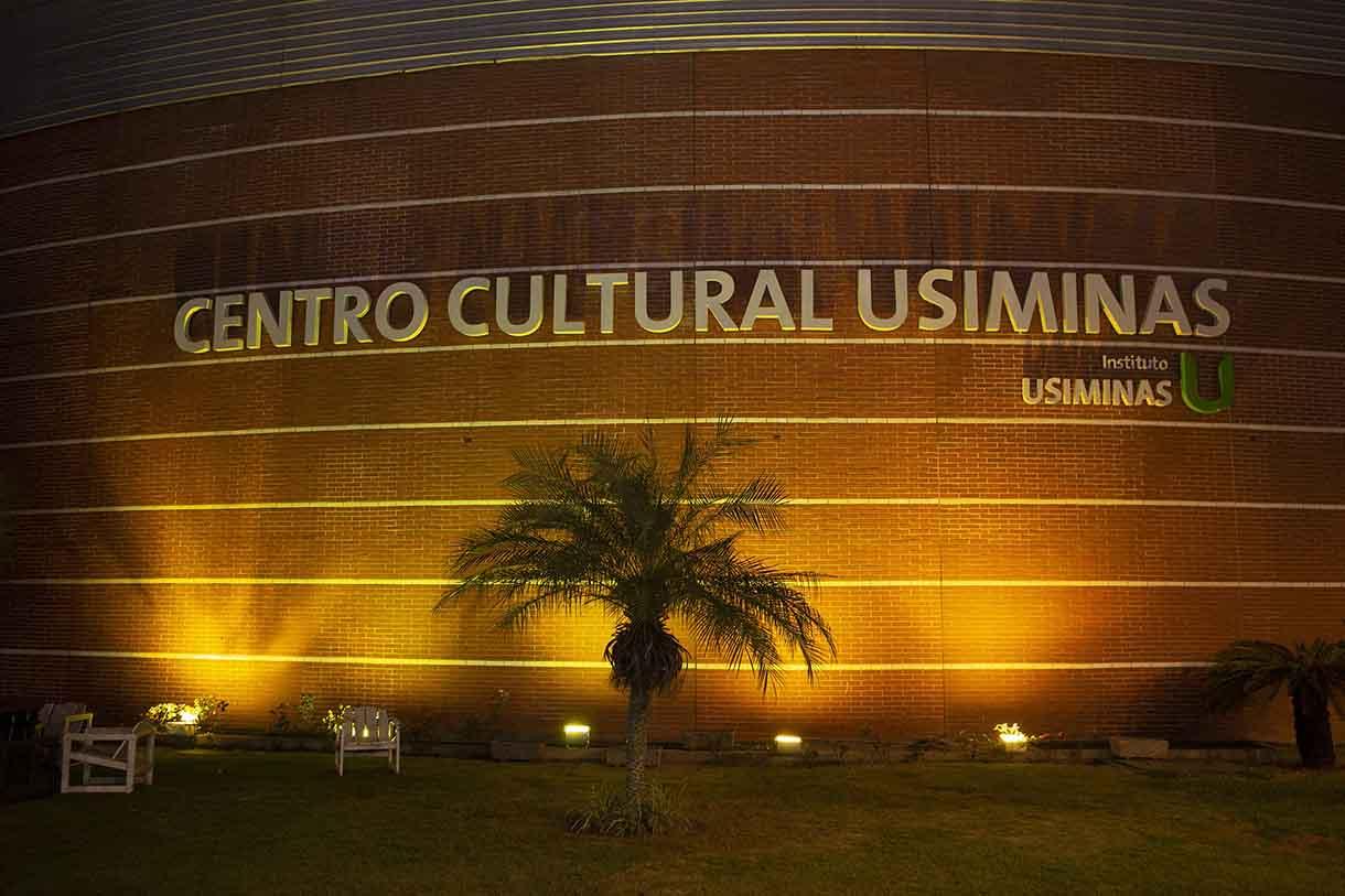 centro cultural usiminas