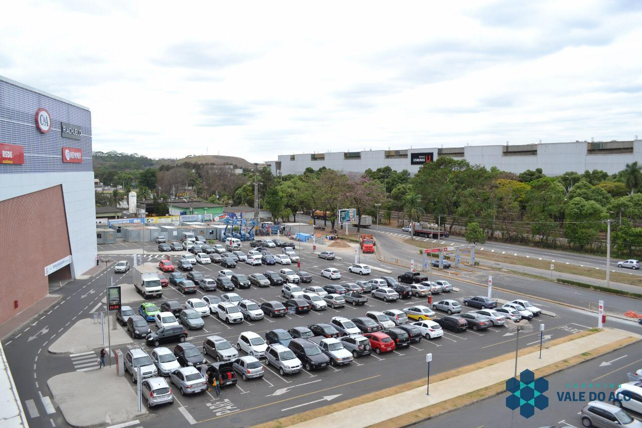 estacionamento shopping - divulgação