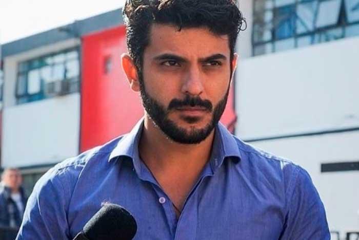 Estivens Alves, ex-marido de Najila - Reprodução/Instagram