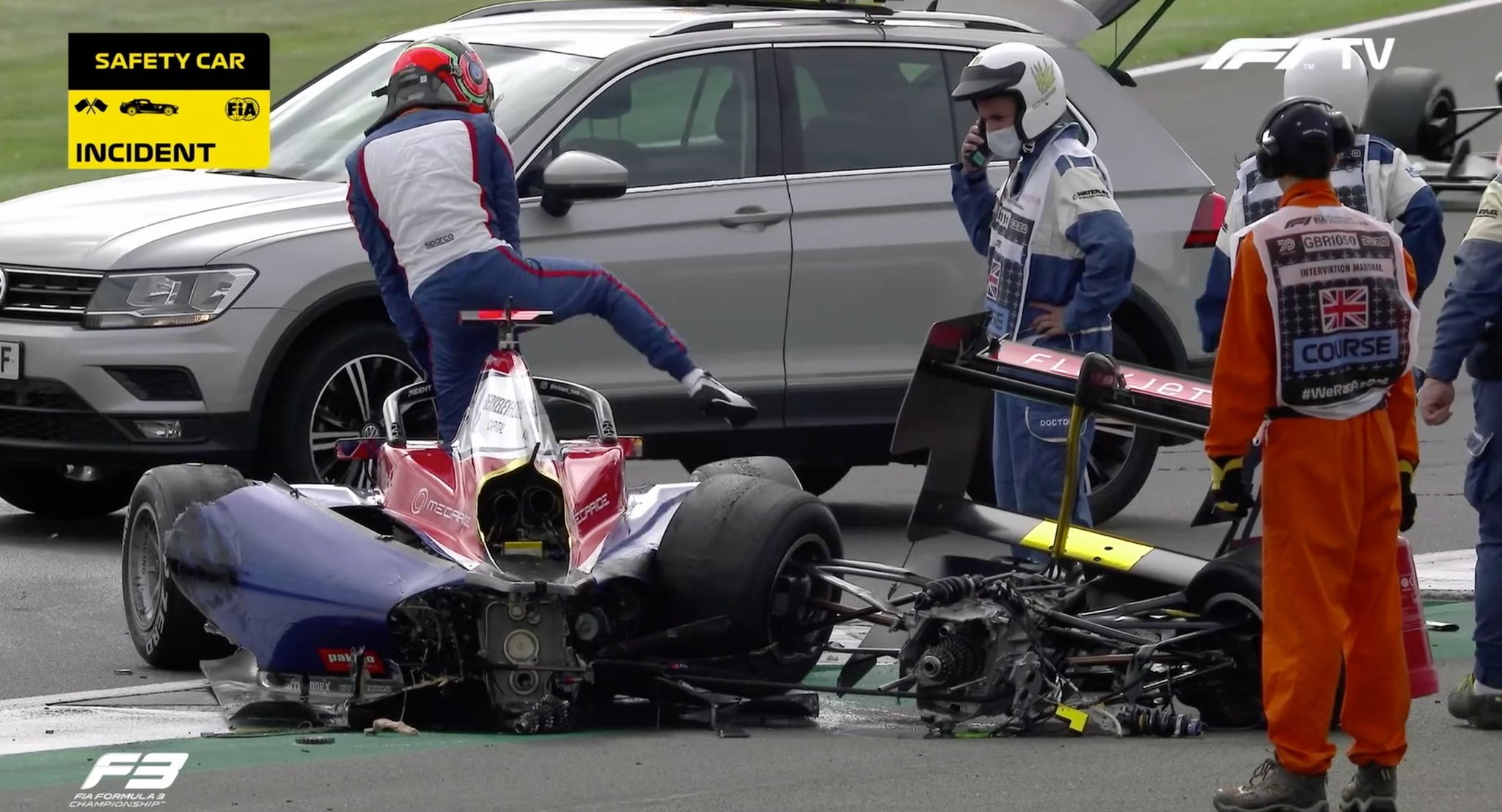 f3 acidente