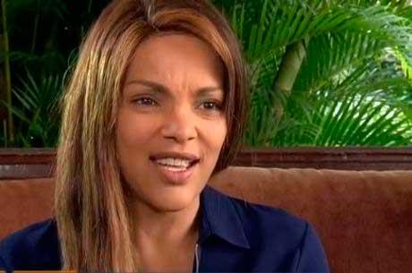Deputada federal Flordelis, do PSD-RJ Reprodução / RecordTV Rio