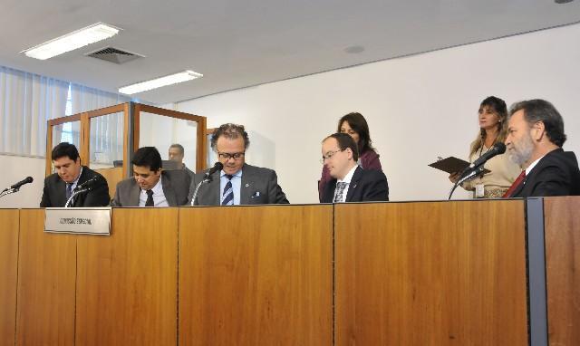 Pec propõe extinção do Tribunal de Justiça Militar