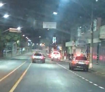 policia iguaçu