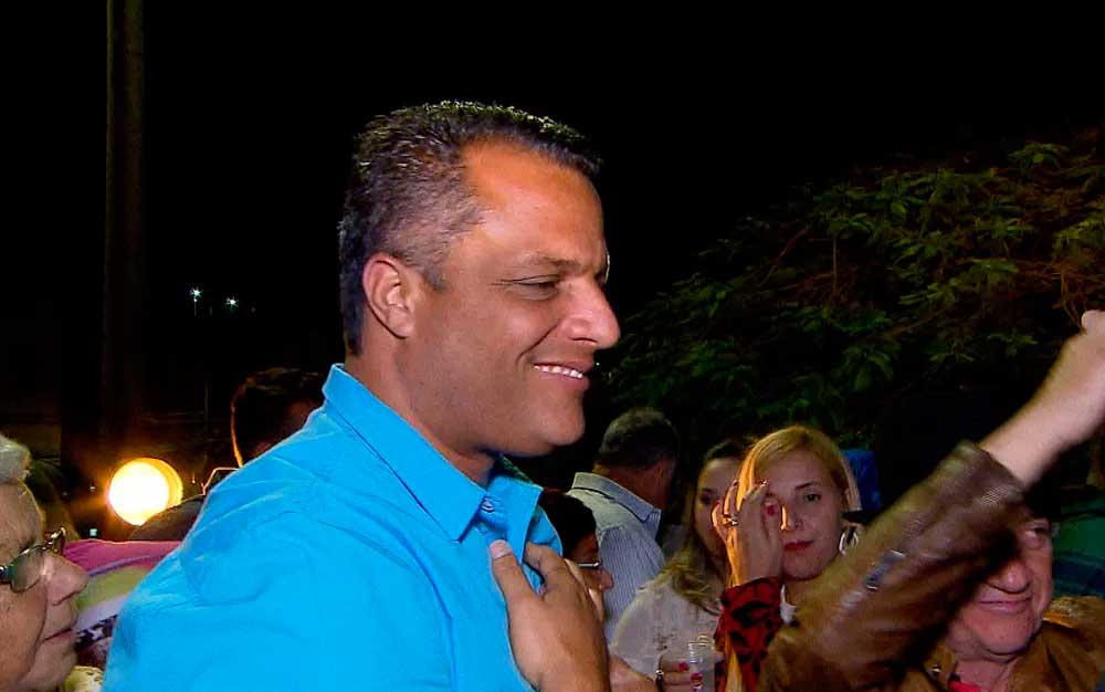 Alex de Freitas, prefeito