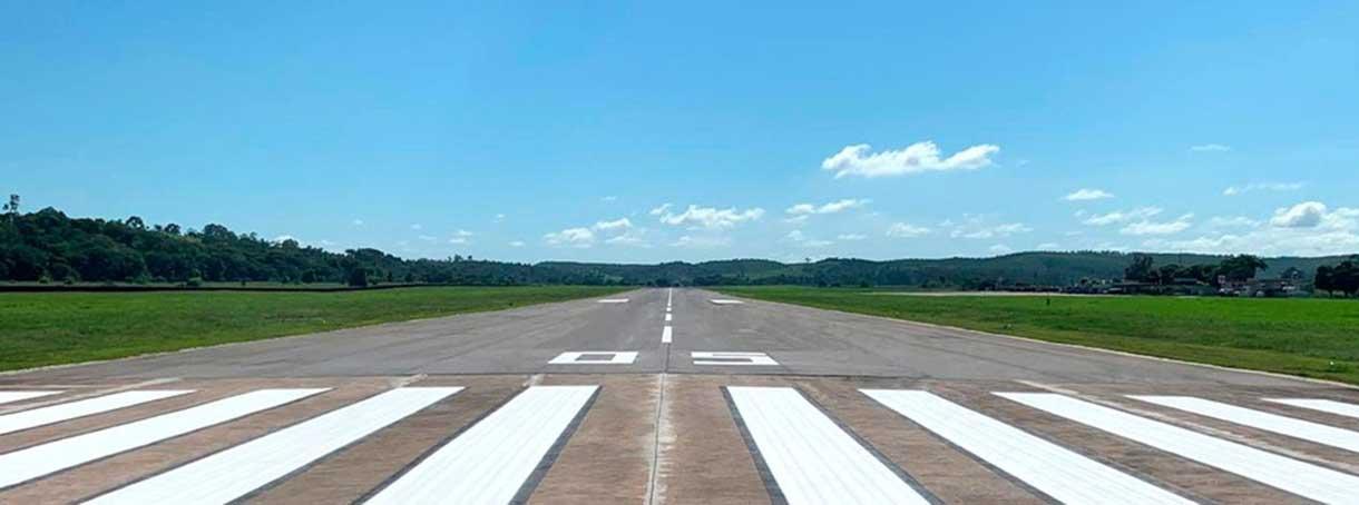 reforma-pista-aeroporto-ipatinga-foto-divulgacao-DEER-MG