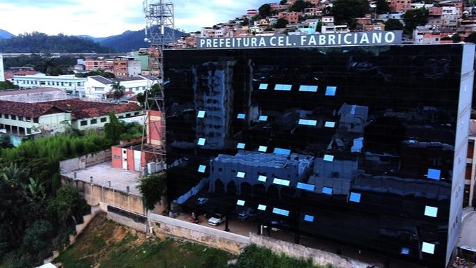 Novo prédio da Prefeitura de Coronel Fabriciano
