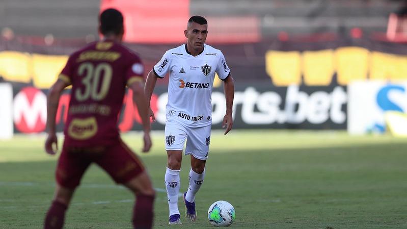 Galo vence no fim o Sport com gol de Marrony