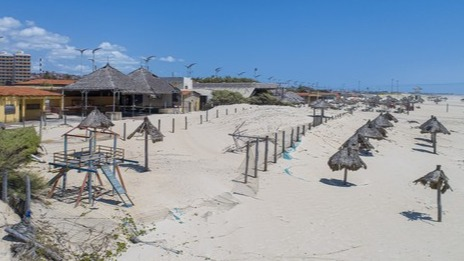 Pandemia do novo coronavírus tem afetado fortemente o setor turístico brasileiro