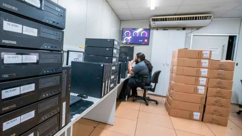 Informática prefeitura de Ipatinga