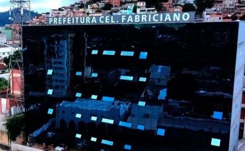 Novo prédio da Prefeitura de Fabriciano
