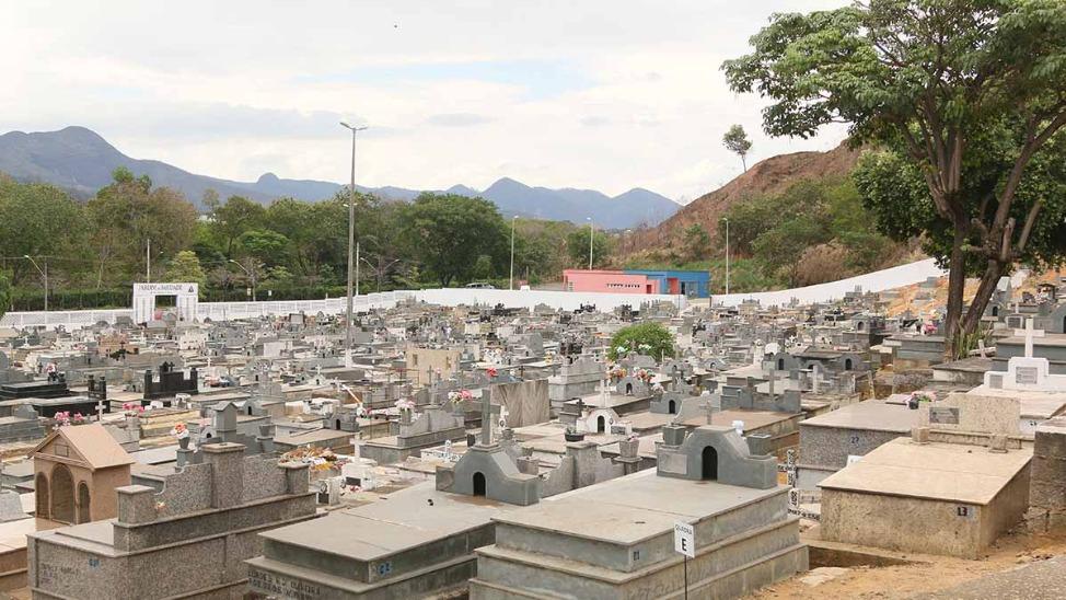 Taxa de conservação de cemitérios em Timóteo vence no próximo dia 7 de maio
