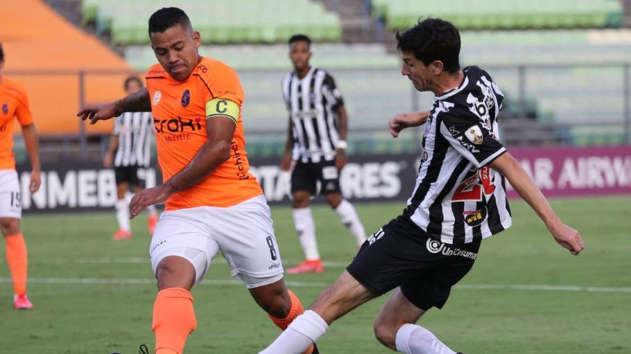 Atlético Mineiro na Libertadores