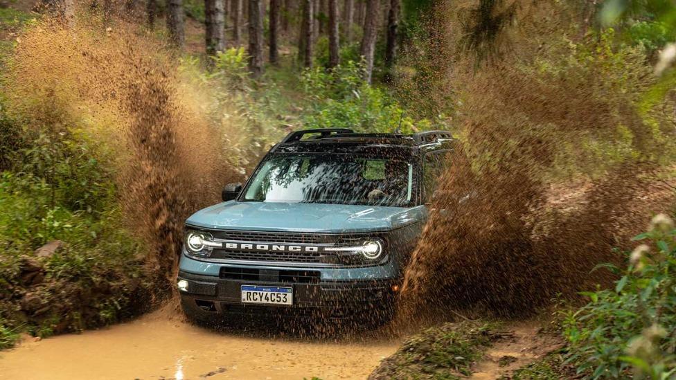 Ford anuncia o lançamento do SUV conectado Bronco Sport no Brasil