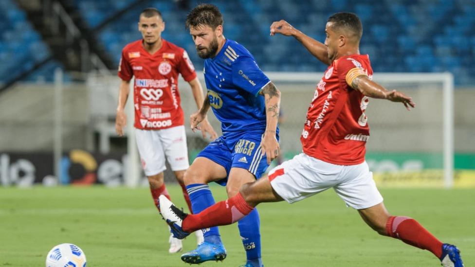 Cruzeiro vence o América-RN e avança para próxima fase da Copa do Brasil