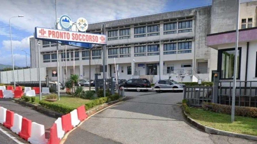 Reprodução Hospital Ciaccio, na Itália