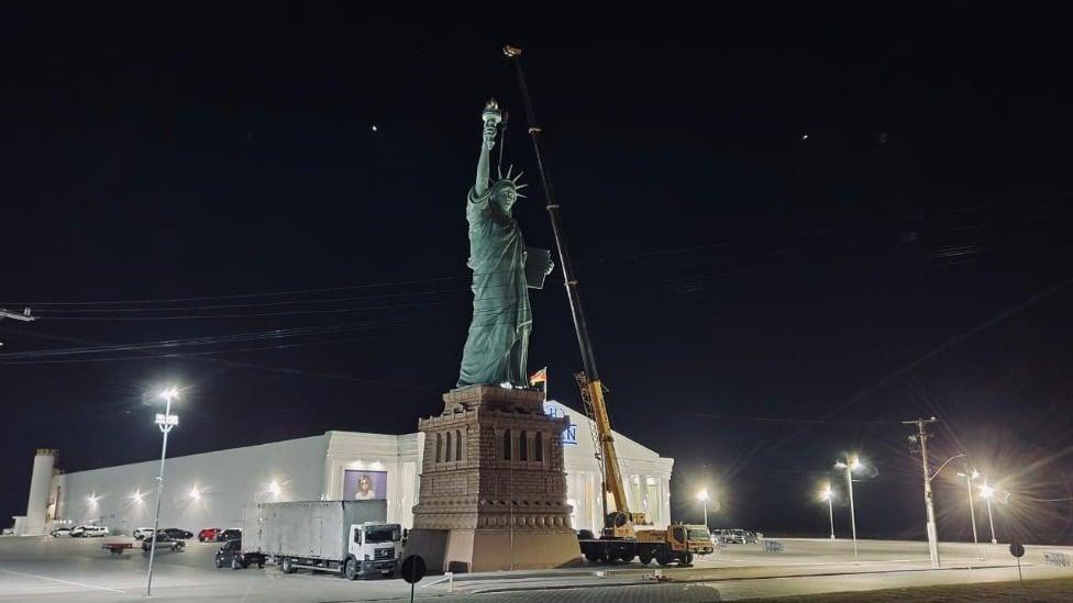 Estátua da Havan