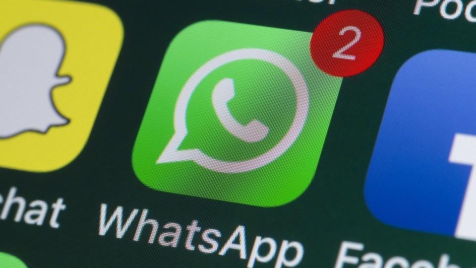 aplicativo do whatsapp