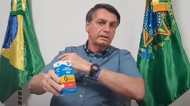 Senado quer explicações de Google, Twitter e Facebook sobre posts de Bolsonaro