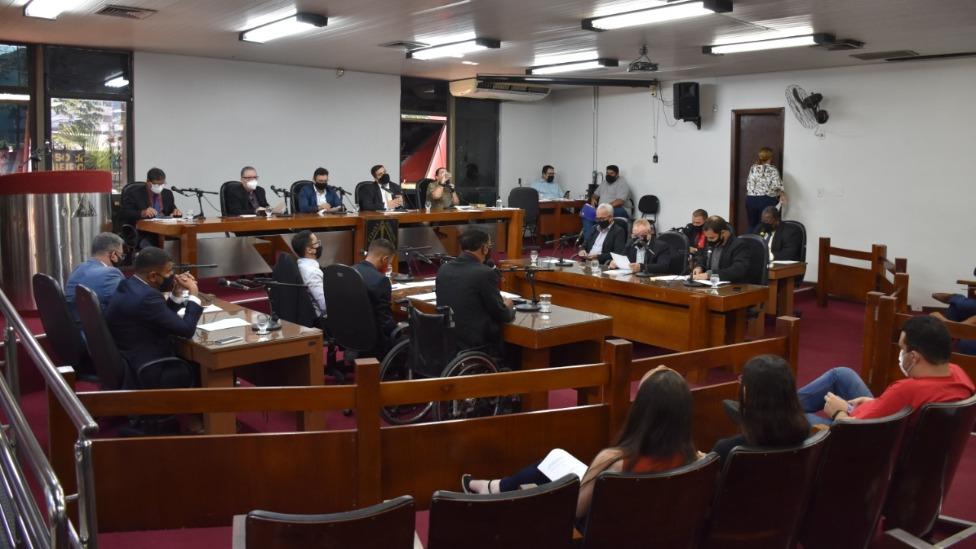 Legislativo participa de reunião do MP sobre Distrito Industrial
