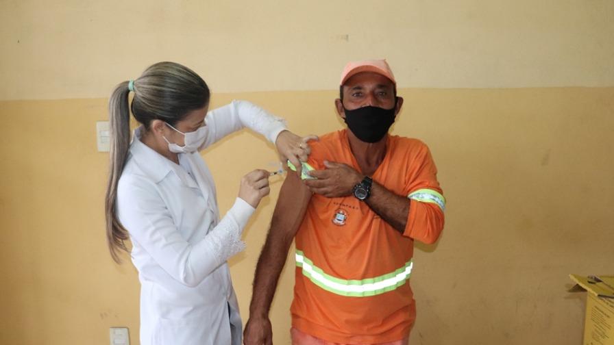 Vacinação Belo Oriente
