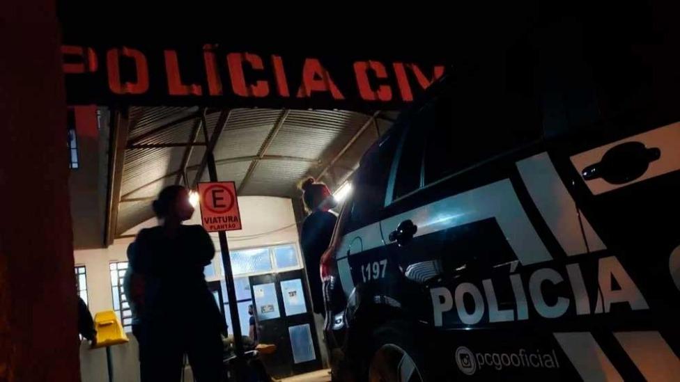 Polícia Civil em Águas Lindas: buscas por Lázaro continuam - (crédito: Carlos Vieira/CB/D.A. Press)