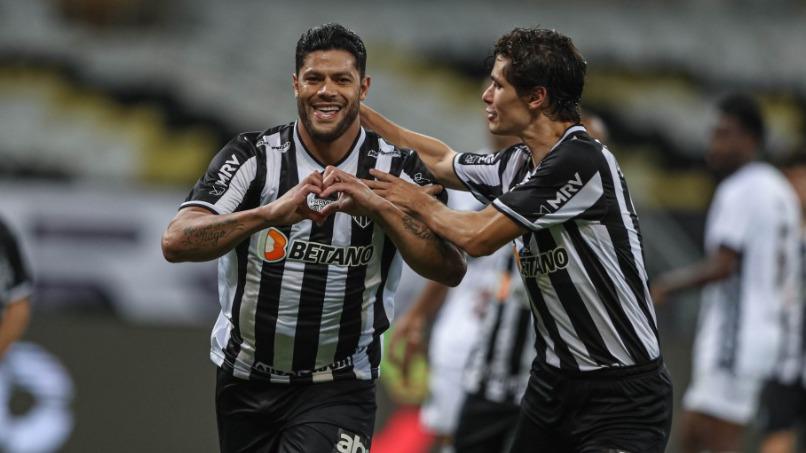 Atlético-MG vence na Copa do Brasil