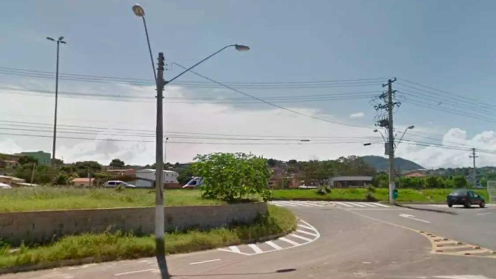 dosa mata marido com quem era casada há 50 anos a facadas enquanto ele dormia Foto Foto: Google Street View/Reprodução