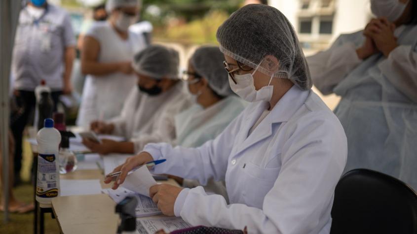 vacinação Santana do Paraíso