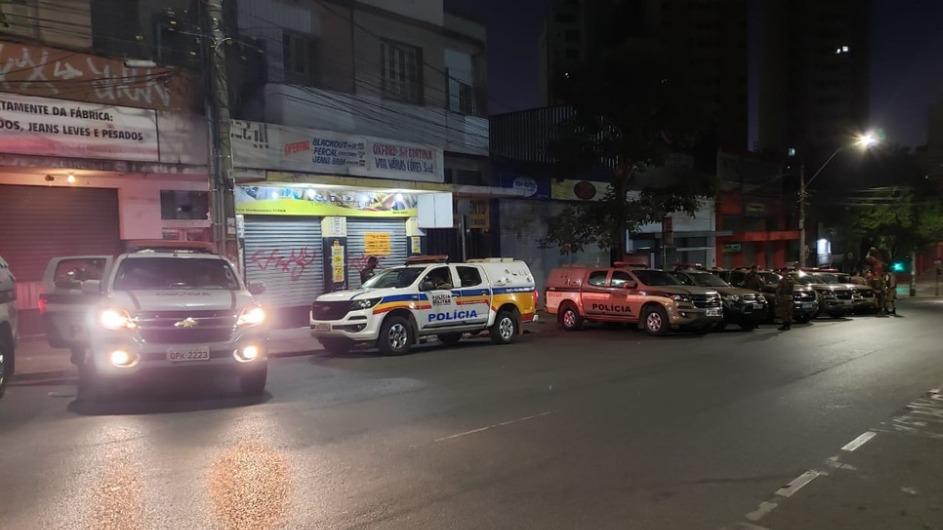 Operação contra grupo criminoso é deflagrada em Belo Horizonte