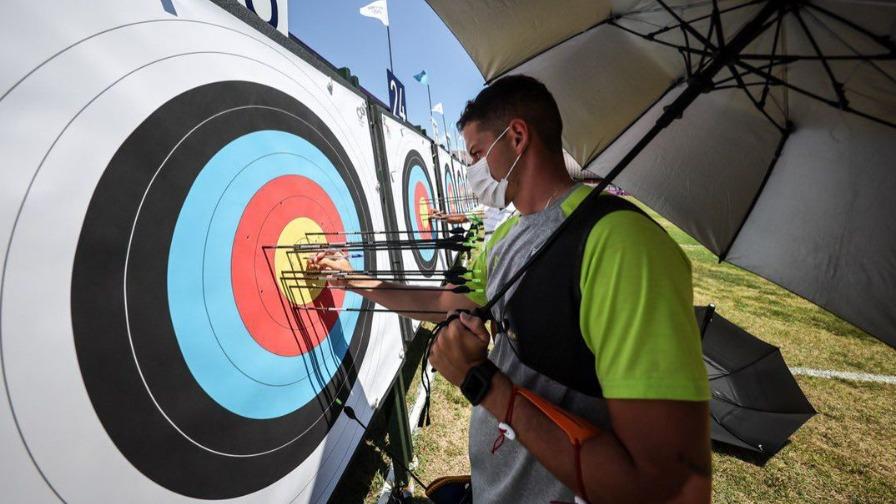 Tóquio: Marcus D'almeida se classifica em 40º lugar no tiro com arco