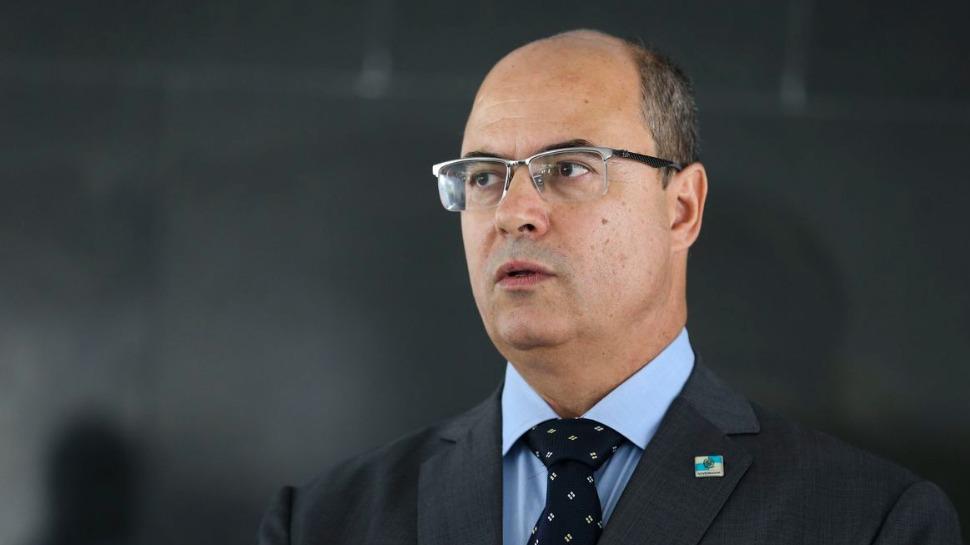 STF mantém condenação do ex-governador do Rio Wilson Witzel