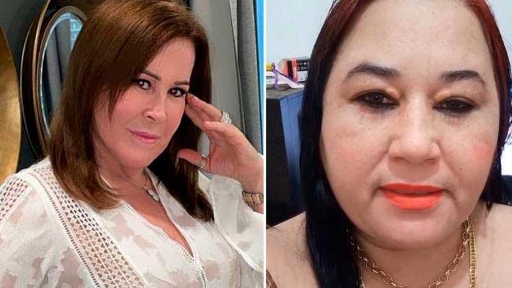 Zilu Godoi bloqueou Cleo Loyola em rede social REPRODUÇÃO/INSTAGRAM