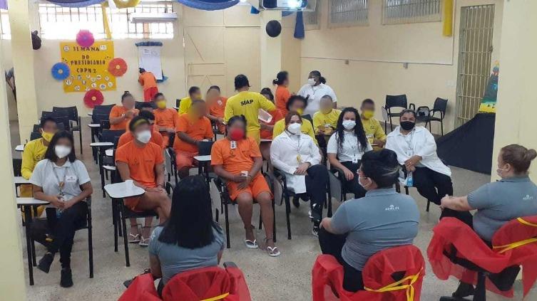 Unidades prisionais recebem palestras sobre Direitos e Deveres e Educação Cívica