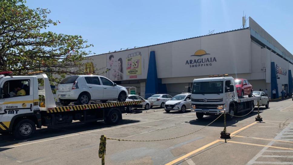 Fiscalização apreende veículos utilizados no transporte irregular de passageiros na capital
