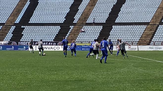 Cruzeiro e Atlético em Ipatinga