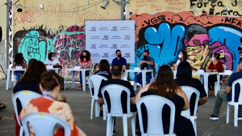 Prefeito sanciona lei que estabelece tombamento do Mercado Popular da Rocinha
