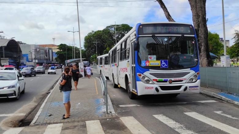 Linhas de ônibus em João Pessoa vão operar com quadro especial no feriado de 7 de setembro
