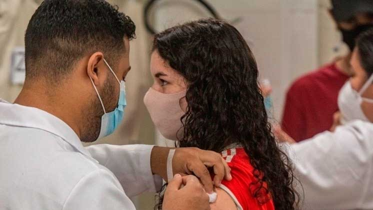 CNS destaca que a vacinação é um direito da população brasileira EVANDRO LEAL/ENQUADRAR/ESTADÃO CONTEÚDO