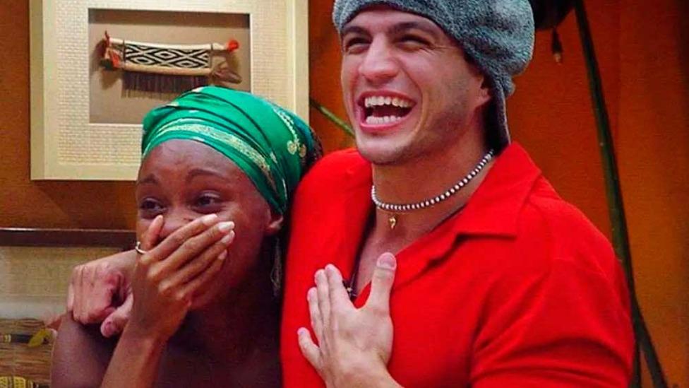 Kléber Bam Bam foi o vencedor da primeira edição do Big Brother Brasil