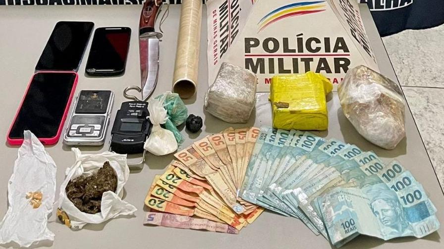 Tráfico de drogas em Ipatinga