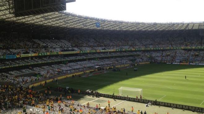 Belo Horizonte libera torcida e venda de cerveja nos estádios da capital