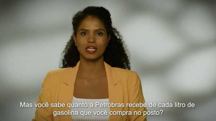 Vídeo e texto publicados pela Petrobras são motivo de ação civil pública contra a empresa REPRODUÇÃO/YOUTUBE