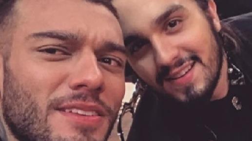 Lucas Lucco comenta sobre boato de romance com Luan Santana