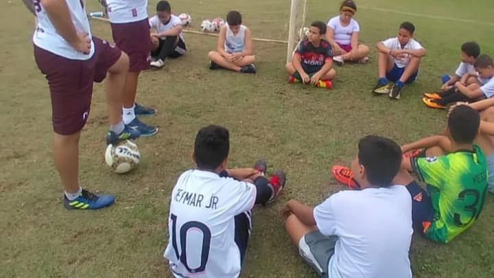 Projeto Futebol dos Sonhos seleciona crianças para atividades gratuitas em Ipatinga