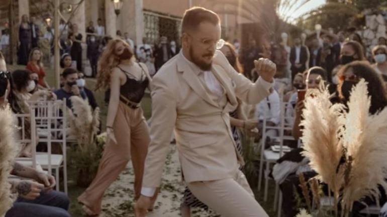 Noivo mineiro faz dança no casamento e chama a atenção de Justin Timberlake; assista
