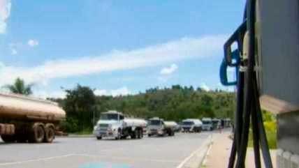 Governo quer diesel mais barato nos postos REPRODUÇÃO/RECORDTV MINAS