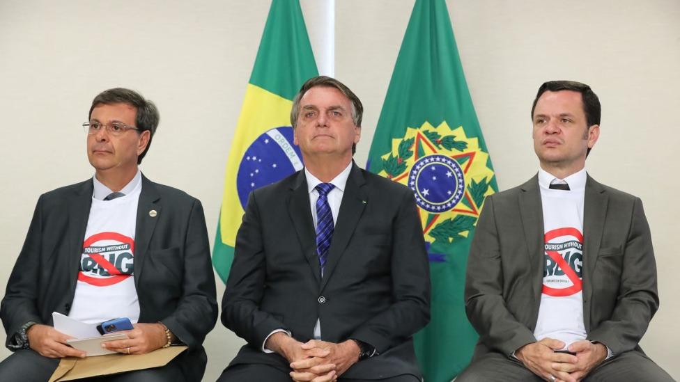 Programa Turismo Sem Drogas é lançado no Brasil