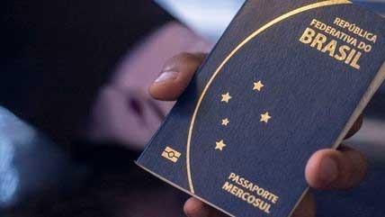 Emissão de passaportes está em alta desde abril MARCELO CAMARGO/AGÊNCIA BRASIL