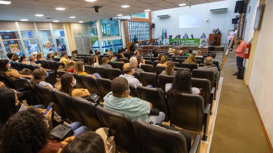 SMAS promove o 2° Diálogo de Segurança Alimentar do Banco de Alimentos